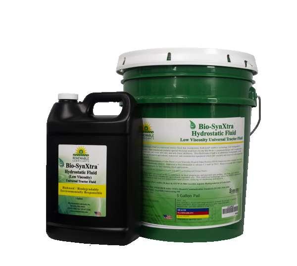81304 group Bio Syn Xtra Hydrostatic Fluid Low Viscosity