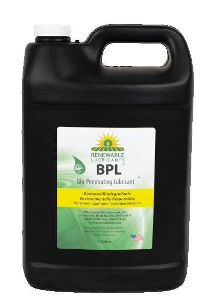 80003 Bio Penetrating Lubricant BPL 1 Gal